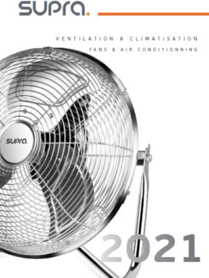 Catalogue Climatisation Ventilation 2021