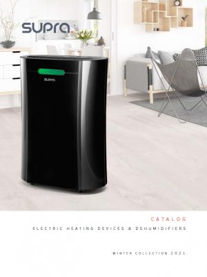 Catalogue chauffage électrique 2022